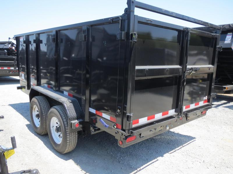 NEW 2020 Big Tex 14LX-14P4 4' sides 14K Dump Trailer