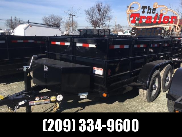 New 2020 Five Star DT255 5x10 10K GVW Dump Trailer