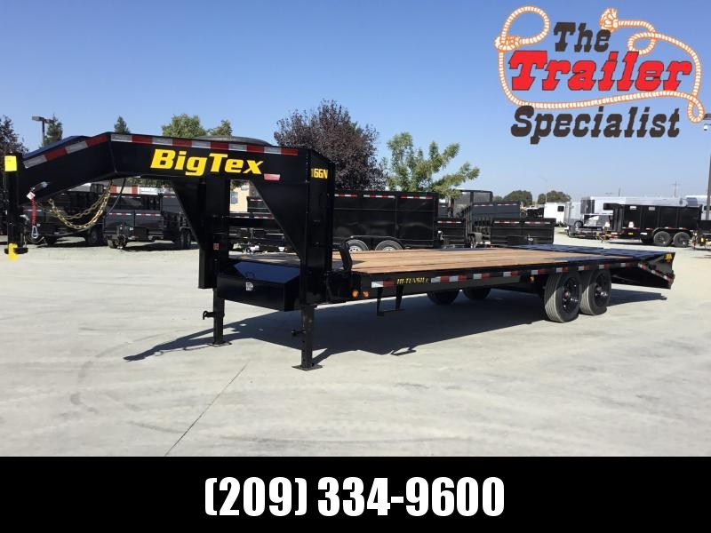 2020 Big Tex Trailers 16GN-20+5MR Equipment Trailer