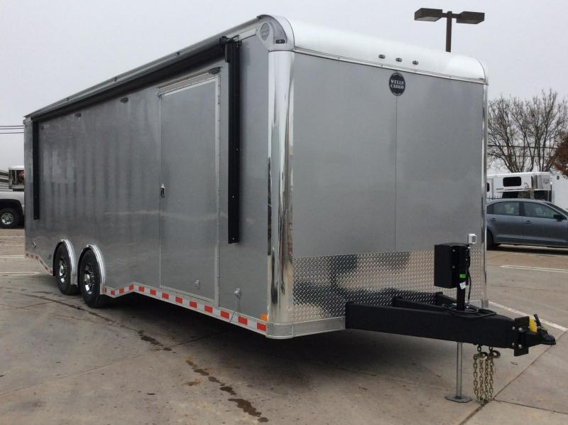 2020 Wells Cargo MT8526T5 Car / Racing Trailer