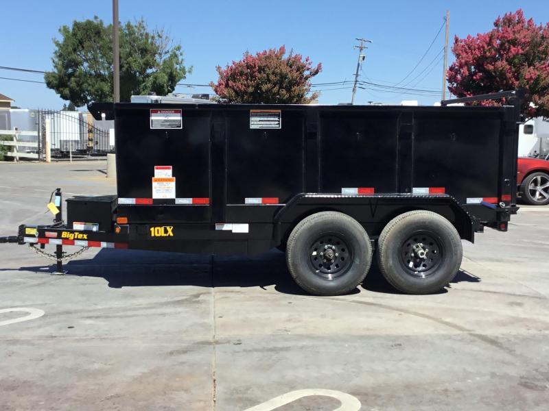 New 2020 Big Tex 10LX-12P3 Dump Trailer 7x12 10k