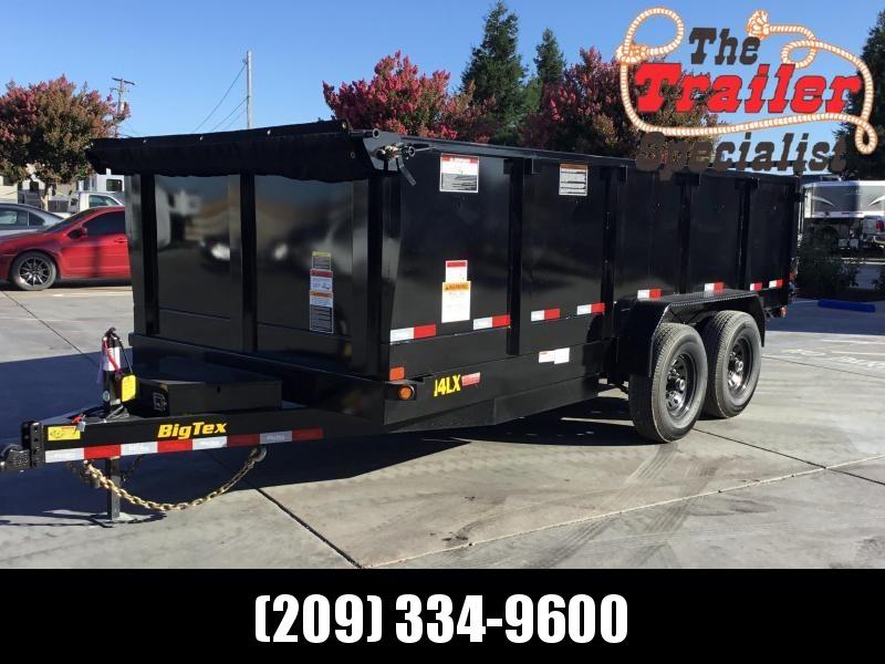 New 2020 Big Tex 14LX-16P3 Dump Trailer 7x16 14k
