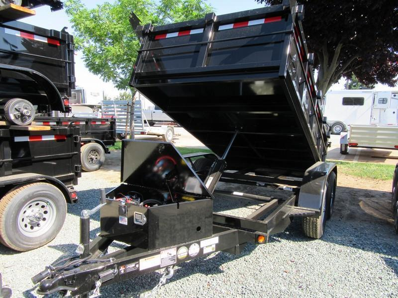 New 2020 Five Star DT095 7k  5x10 Dump Trailer