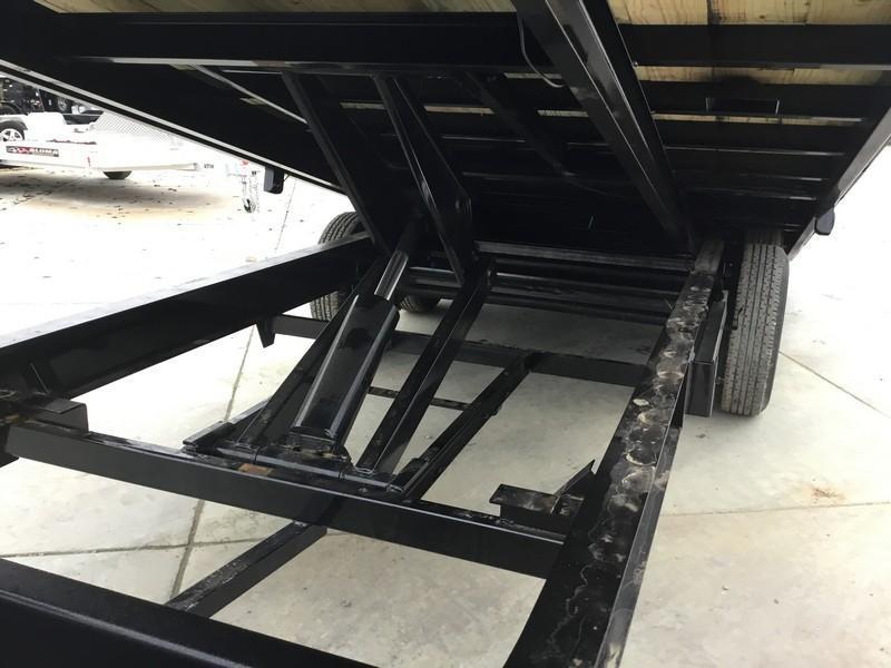 New 2020 Big Tex 14OT-22 14K 8.5x22 Tilt Deck Over Equipment Trailer
