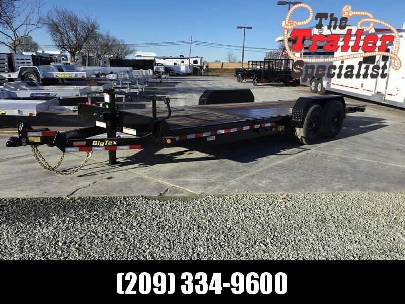 New 2020 Big Tex 14TL-22 80x22 Tilt Equipment Trailer