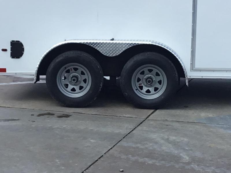 NEW 2020 Wells Cargo RFV712T2 7x12 Enclosed Cargo Trailer