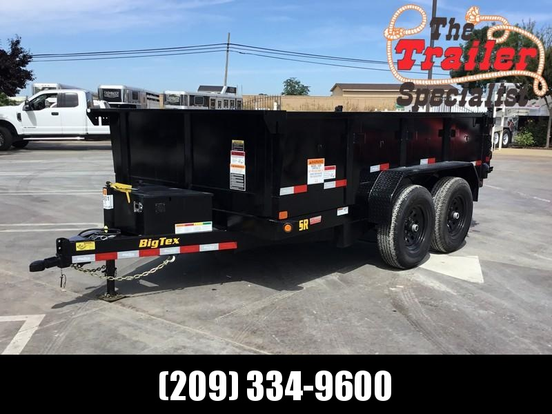 New 2020 Big Tex 10SR-12XL 7x12 10K Dump Trailer