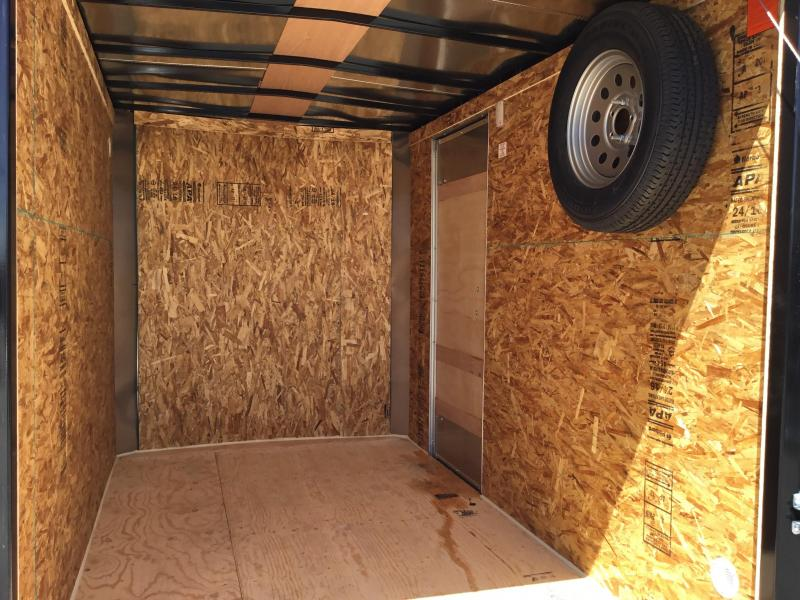 New 2019 Mirage MXPO610SA2 6x10 Enclosed Cargo Trailer