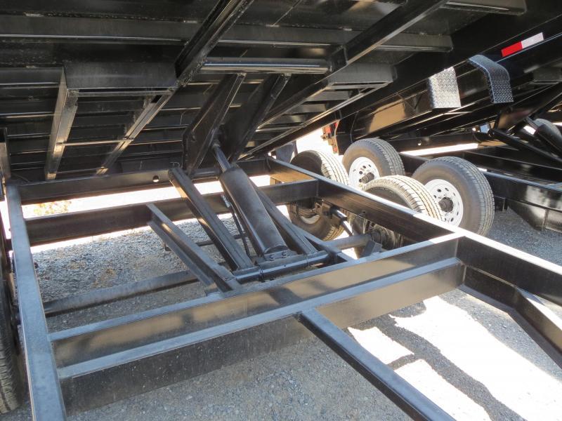 NEW 2020 Big Tex 14LX-12P3 7x12 3' sides Dump Trailer 14K VIN:93710