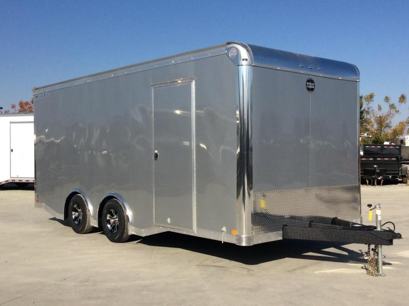2020 Wells Cargo MT8520T3 Enclosed Cargo Trailer