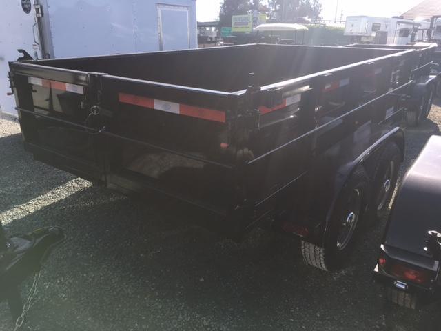 New 2020 Five Star DT258 6x10 10k Dump Trailer