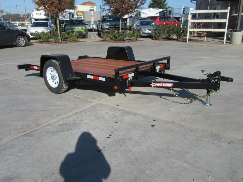 NEW 2020 FIVE STAR UT304 5K 6.5x10 TILT UTILITY TRAILER