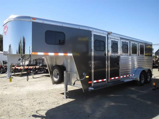 2016 cm fastback 2h horse trailer vin 18777 two horse trailers for