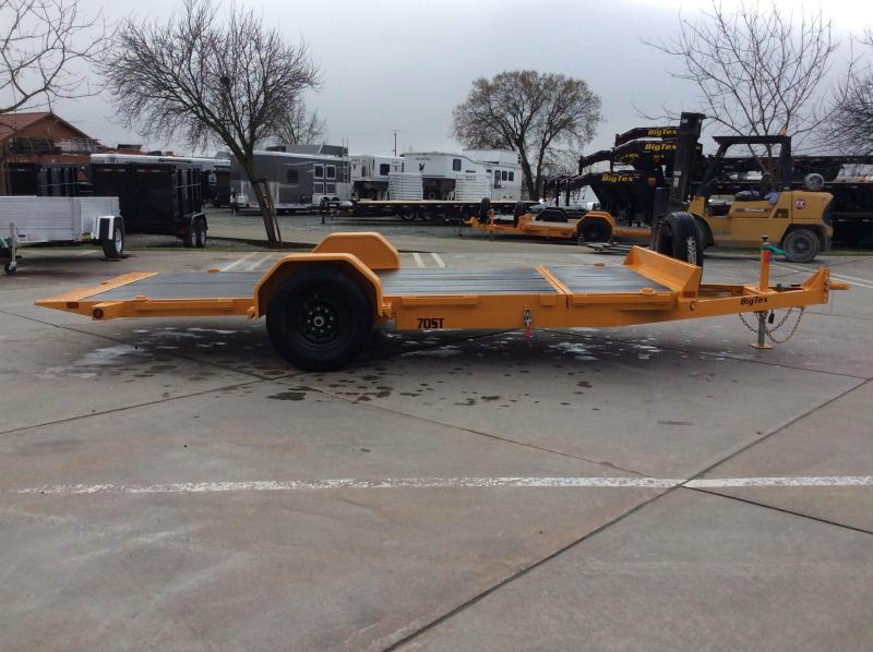 2020 Big Tex Trailers 70ST-16 Equipment Trailer