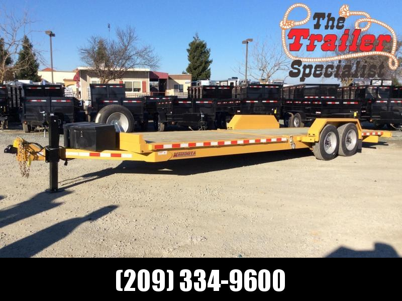 2020 Midsota TB-26 Equipment Trailer 7X26 17K TILT