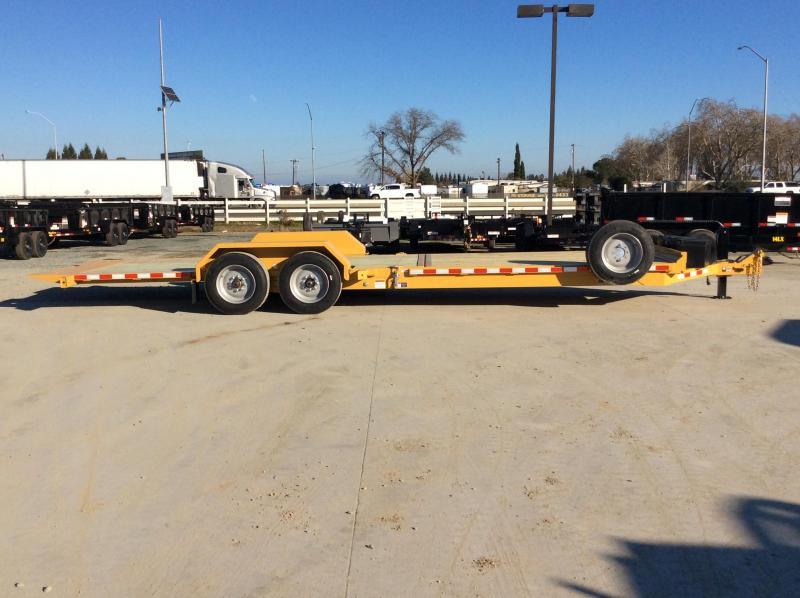 2020 Midsota TB-26 Equipment Trailer 7X26 17K TILT