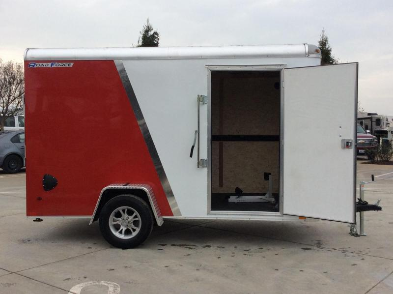 2020 Wells Cargo RF612S2 Enclosed Cargo Trailer
