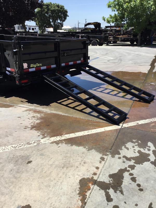 2020 Big Tex Trailers 14LP-14-6SIR Dump Trailer
