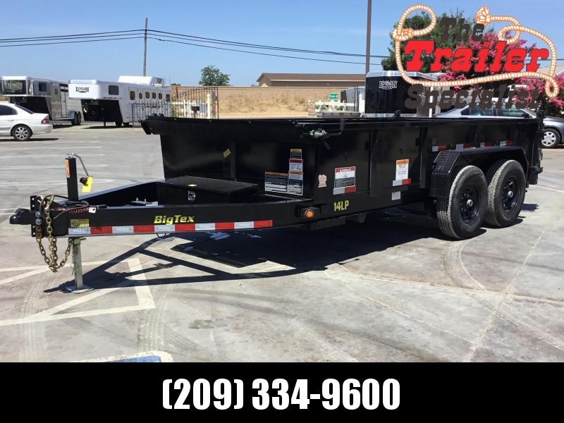 2019 Big Tex Trailers 14LP-14-6SIR Dump Trailer