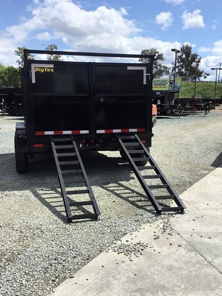 New 2020 Big Tex 10LX-12P4 Dump Trailer 7x12 10k