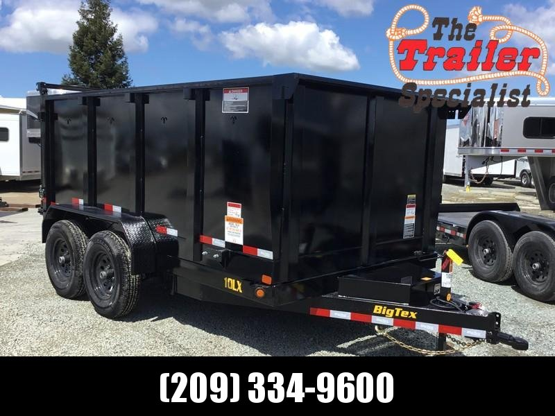 New 2020 Big Tex 10LX-12P4 Dump Trailer 7x12 10k