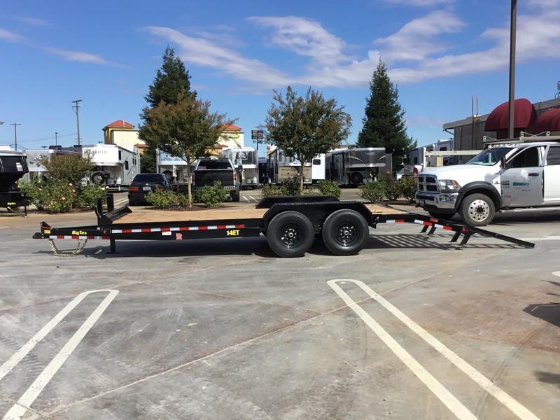 NEW 2020 Big Tex 14ET-20KR 14k 7x20 Equipment Trailer