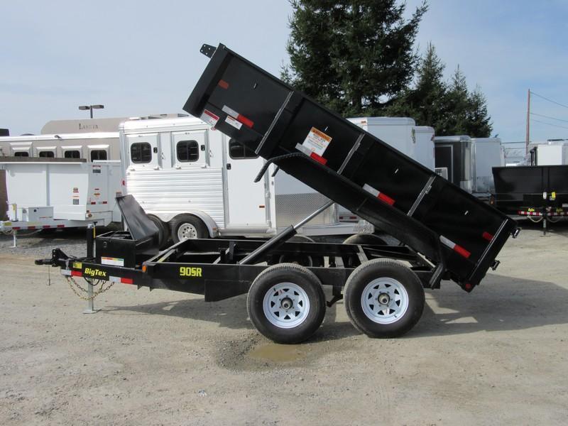 New 2020 Big Tex 90SR-12 6x12 10K GVW Dump Trailer