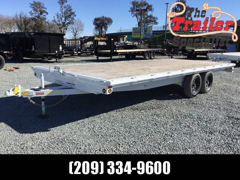 New 2019 Big Tex 70OA-20 8.5x20 Deck Over Utility Trailer