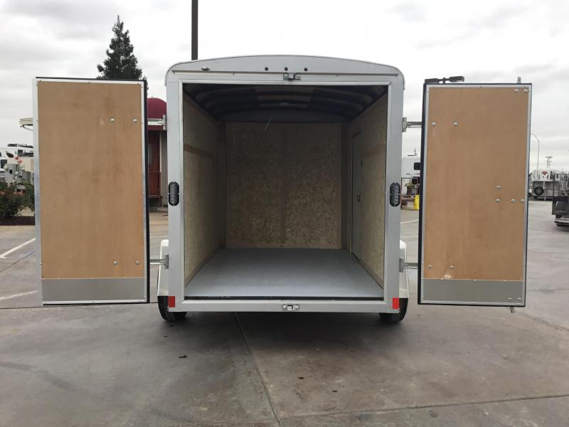 NEW 2019 Wells Cargo RF6X101 Enclosed Cargo Trailer
