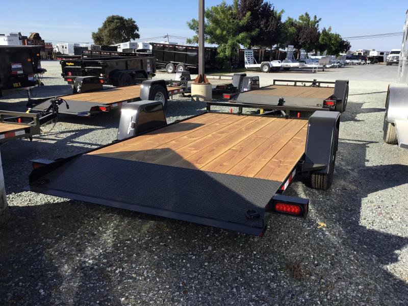 New 2020 Five Star UT271 3K 6.5x12 Tilt Utility Trailer