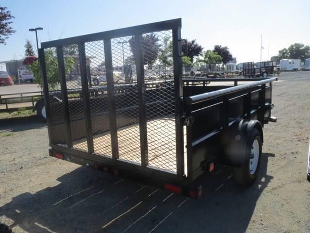 New 2020 Big Tex 35SV-12 6.5x12 2990# GVW Utility Trailer