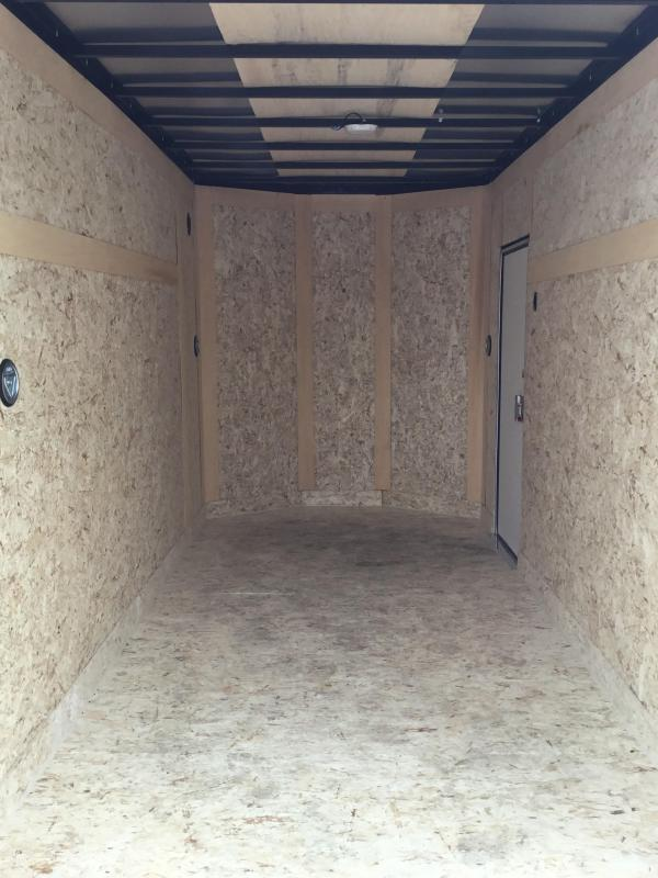 NEW 2020 Wells Cargo RFV510S2 5x10 Enclosed Cargo Trailer