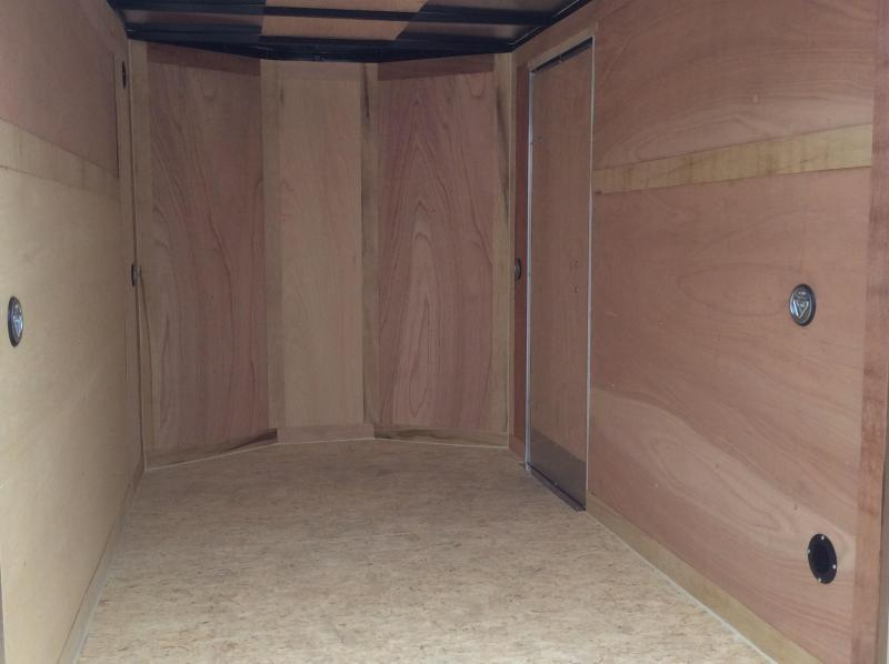 NEW 2020 Wells Cargo FT610S2 Fastrac 6x10 Enclosed Cargo Trailer