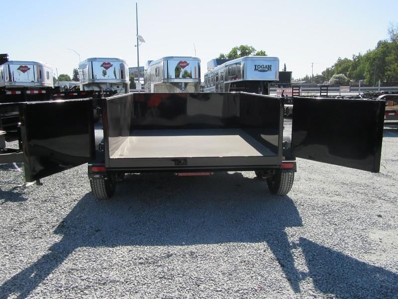 New 2020 Five Star DT287 10K Dump Trailer 6X8