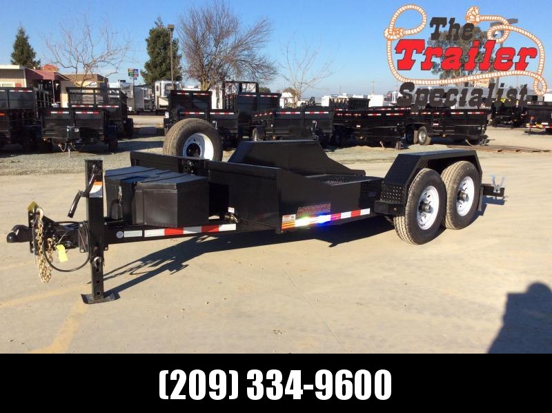 2020 Midsota SL-14 Equipment Trailer