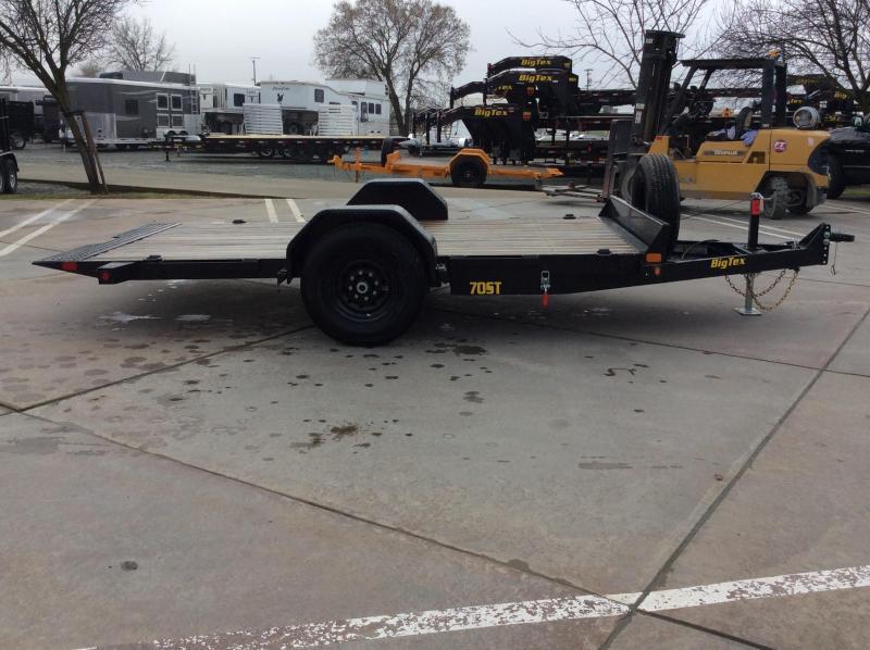 2020 Big Tex Trailers 70ST-13 Equipment Trailer