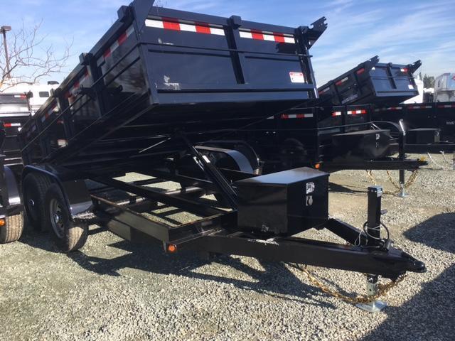 NEW 2020 Five Star DT261 6x12 10K GVW Dump Trailer