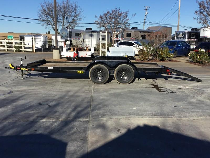New 2020 Big Tex 70CH-16 7x16 Car / Racing Trailer