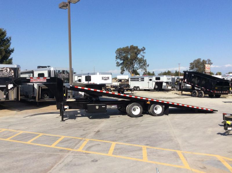 NEW 2020 Midsota 28ft Heavy Duty full tilt Equipment Trailer