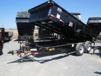 New 2020 Big Tex 14LX-16 Dump Trailer 7x16 14k