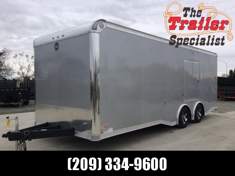 2020 Wells Cargo MT8524T3 Car / Racing Trailer