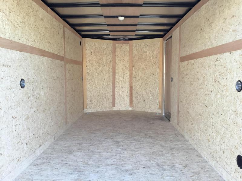 NEW 2020 Wells Cargo FT714T2-D Enclosed Cargo Trailer