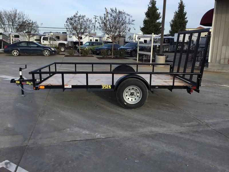 NEW 2020 Big Tex 35ES-12 6.5 x 12 Economy Utility Trailer