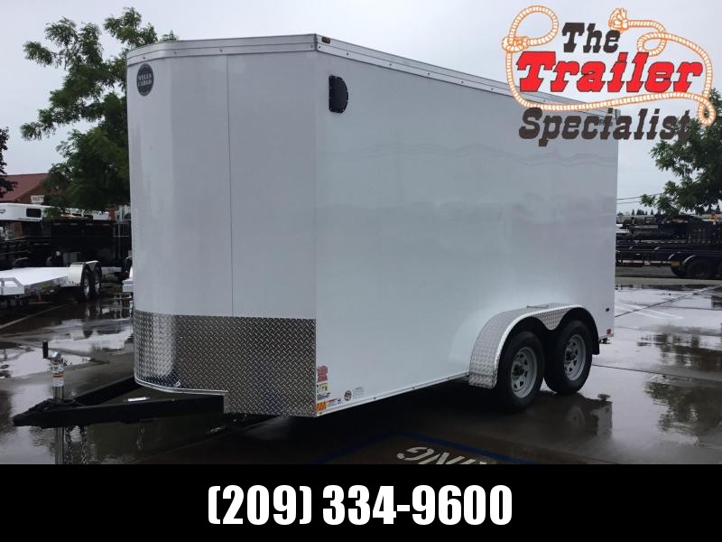 NEW 2020 Wells Cargo RFV714T2 7x14 Enclosed Cargo Trailer