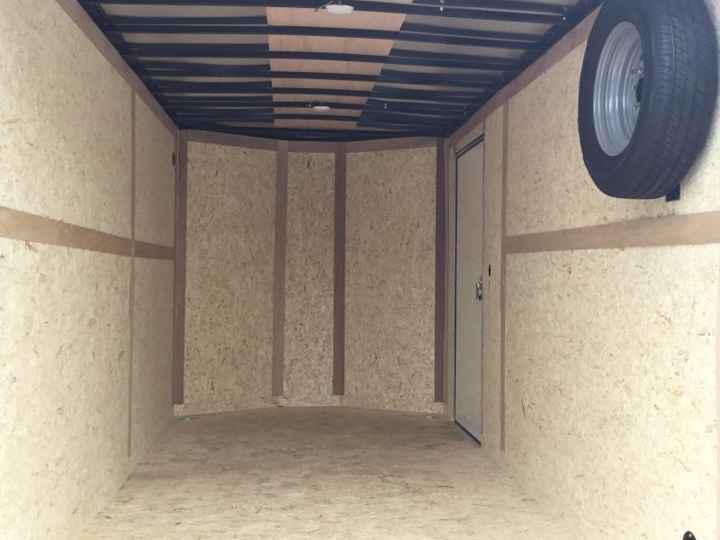 NEW 2020 Wells Cargo RFV714T2 7x14 Enclosed Cargo Trailer