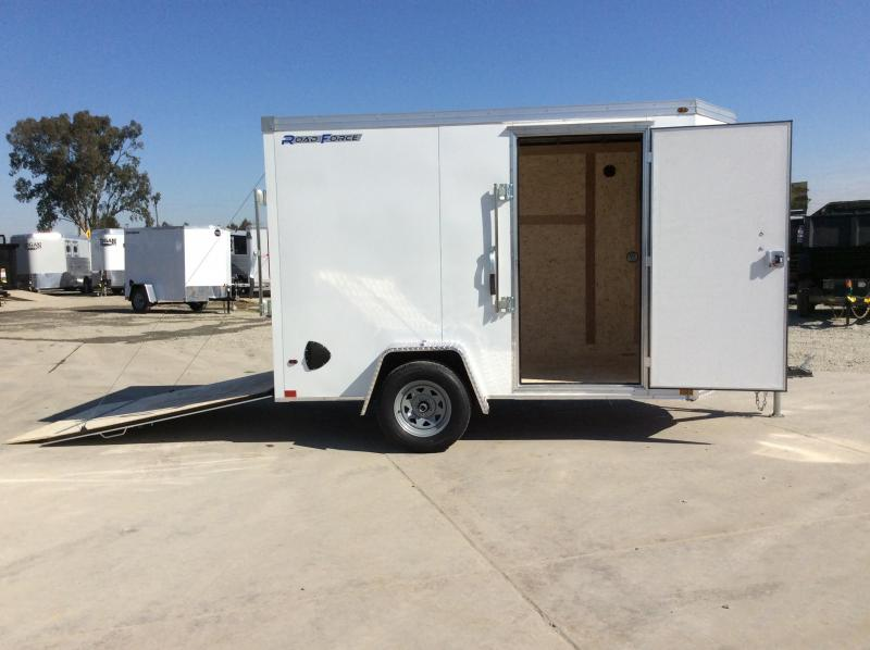 NEW 2020 Wells Cargo Road Force RFV610S2 6x10 Enclosed Cargo Trailer
