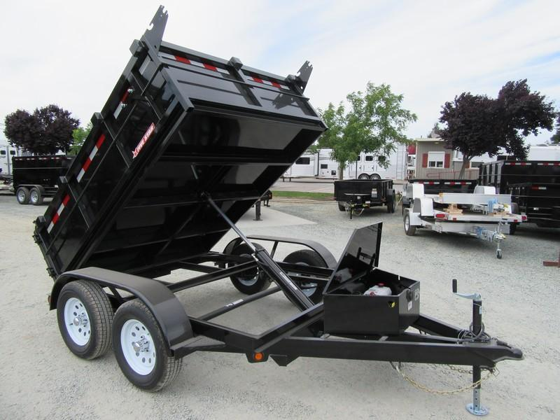 New 2020 Five Star DT263 Dump Trailer 6X8 7K