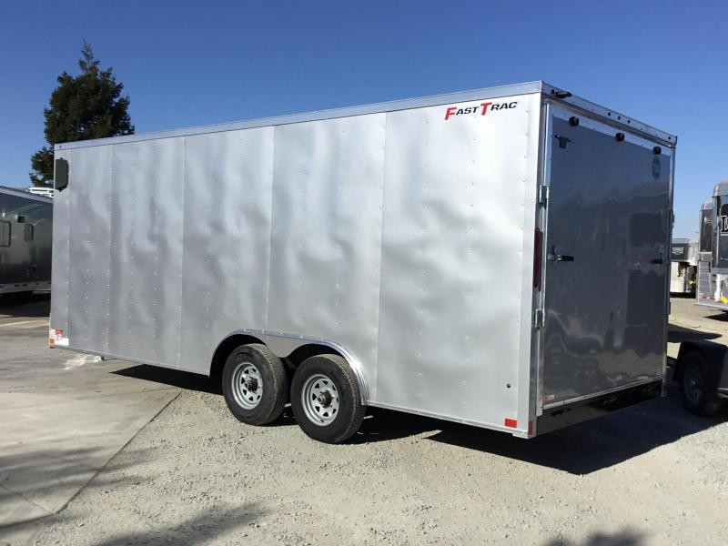 2020 Wells Cargo FT8520T3-D FastTrac 8.5x20 Car/Racing Trailer Car / Racing Trailer
