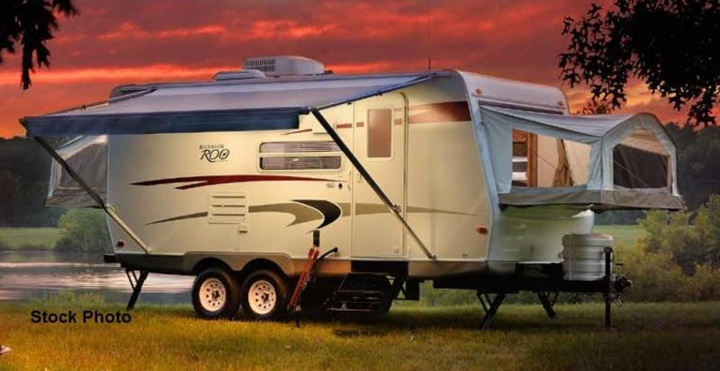 2008 Forest River, Inc.  21SS