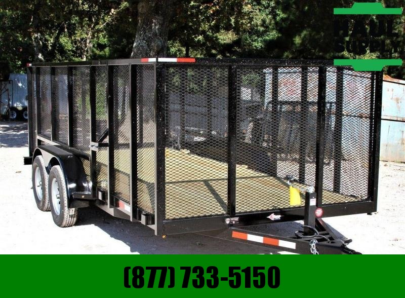 Stingray Boats STINGRAY LLC 82X16 LANDSCAPE TRAILER 4'ME